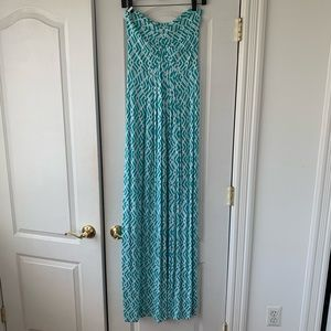 Tart Strapless Maxi Dress